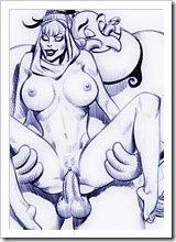 hot Aladdin