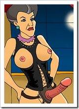 Drizella Tremaine with pretty hole is drilled against her will