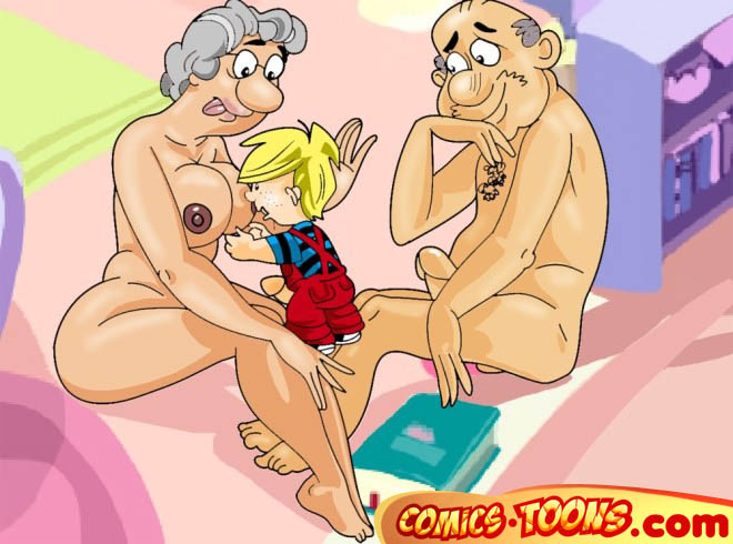 That Dennis the menace porn animated opinion you