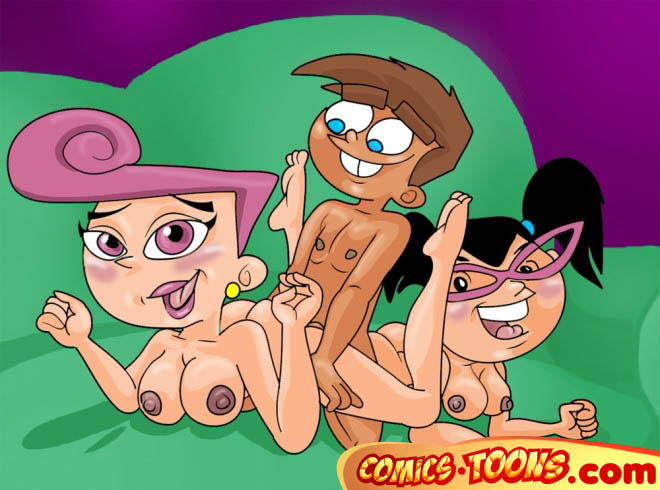 fairly odd parents sex cartoons