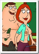 xxx Family Guy