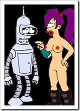 erotic Futurama