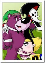 dirty Grim Adventures of Billy & Mandy