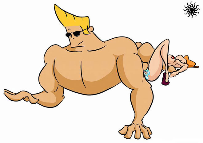 Gay Johnny Bravo Porn