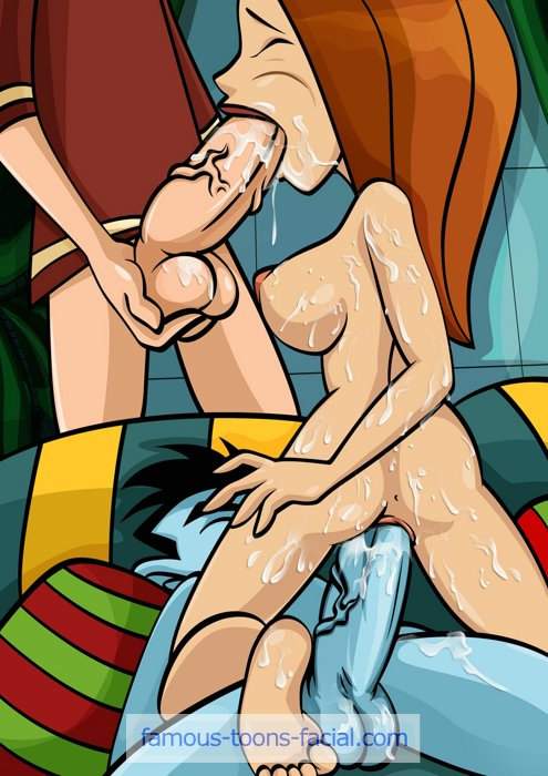 Kim possible toon sex new sex images