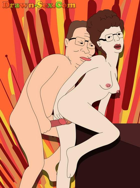 6 sex cartooon from King of the Hill