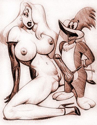Erotic jessica rabbit sketches Video