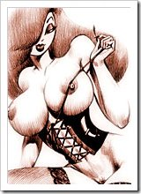 Juniper Lee gets her breasts sucked by cock