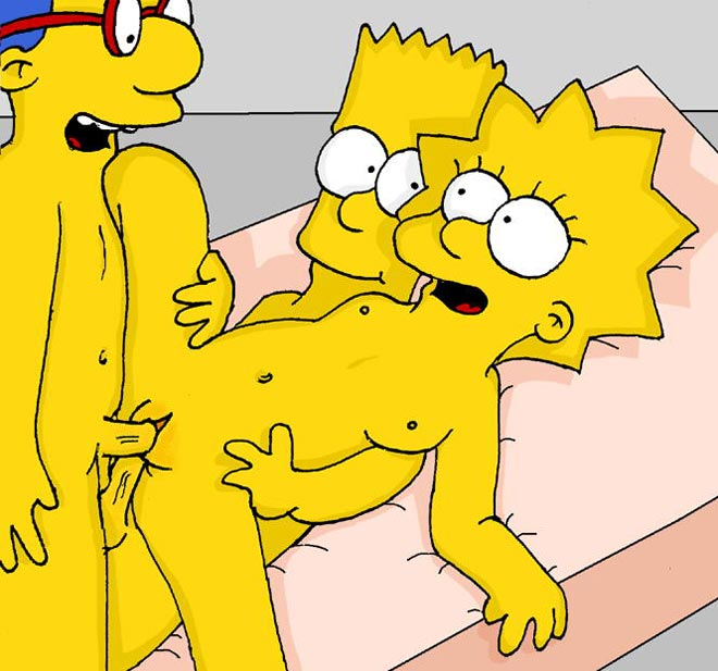 Free lisa simpsons hentai