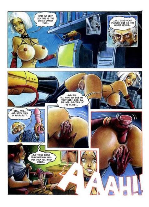 Лучшие сайты порно комиксов