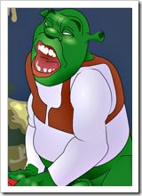 hot Shrek