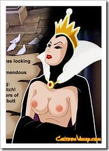 hot Snow White