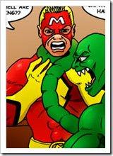 sex Super Heroes