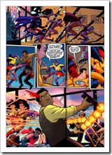 XXX Super Heroes