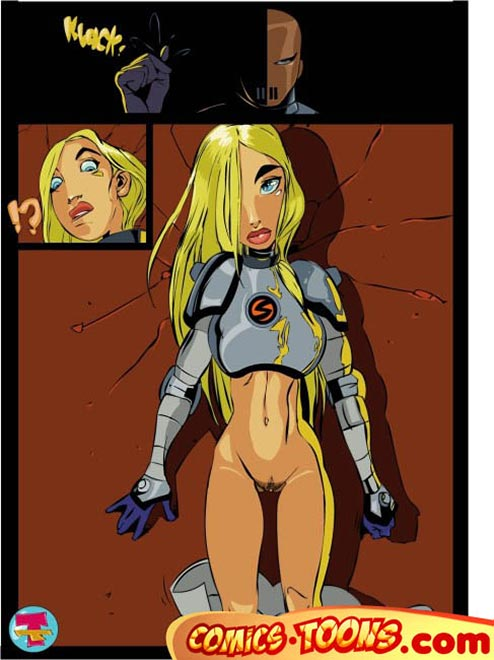 Terra: Teen Titans adult comics pages >> Hentai and Cartoon Porn Guide Blog