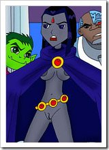 nasty Teen Titans
