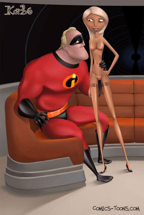 Incredibles Cartoon Porn Edba