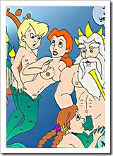 hot The Little Mermaid