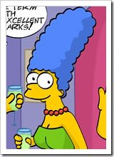 dirty The Simpsons