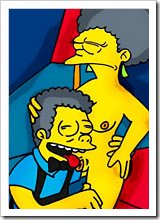 adult The Simpsons