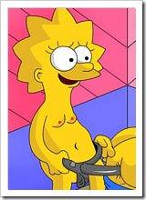 erotic The Simpsons