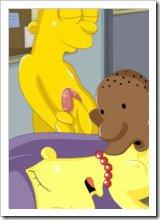 Lisa got her tender twat licked clean