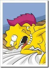 nasty The Simpsons