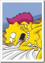 nasty The Simpsons