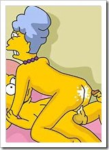 sex The Simpsons