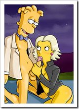 erotic The Simpsons