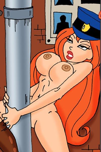 Полиция Парадайз Джина Порно