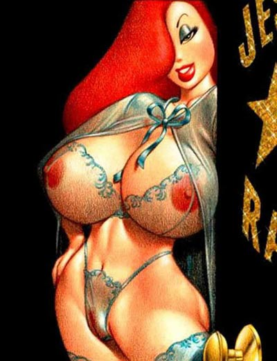 Matchless Jessica from roger rabbit naked