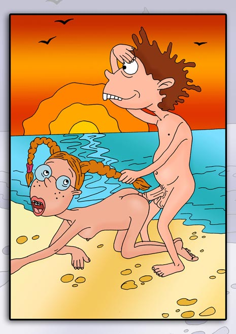 The wild thornberry porn video have