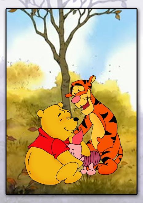 Winnie the pooh porn