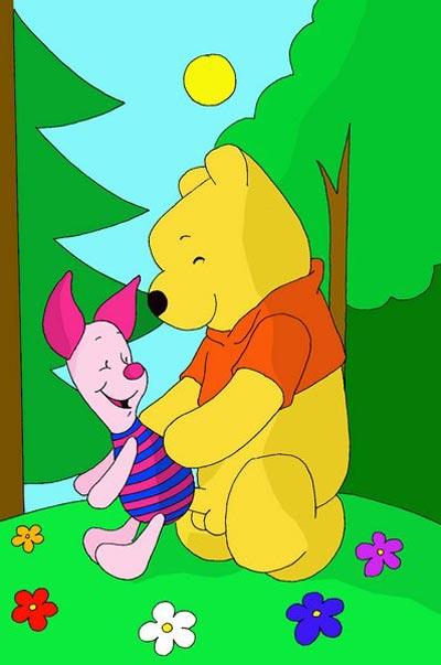Think, that Winnie the pooh cartoon porn comics